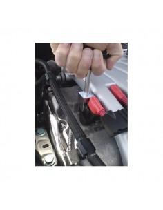 Llave de tuerca de embrague del ventilador de 36 mm Herramienta de extracci/ón del soporte de la bomba de agua for veh/ículos Modelo Herramienta de extracci/ón del soporte de la bomba de agua