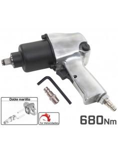 """PISTOLA  DE IMPACTO NEUMATICA 1/2"""" 680 Nm"""