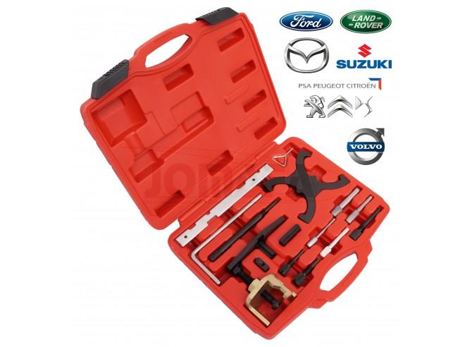 CONJUNTO DE REGLAJE MOTORES Ford DIESEL 1.4, 1.6, 1.8, 2.0 DI/TDCI/TDDI.