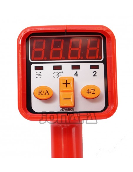 TENSIOMETRO DE CORREAS DE DISTRIBUCION
