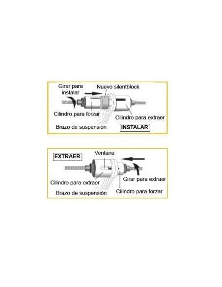 """LLAVE DINAMOMETRICA 1/4""""  TORQUE: 2 - 24 Nm  MEDIDA LARGO: 275 mm  SUMINISTRADO EN ESTUCHE DE PLASTICO."""