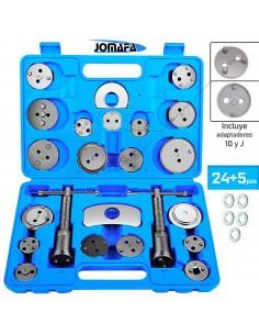 Reposicionador de pistones de frenos 24 + 5 piezas V2