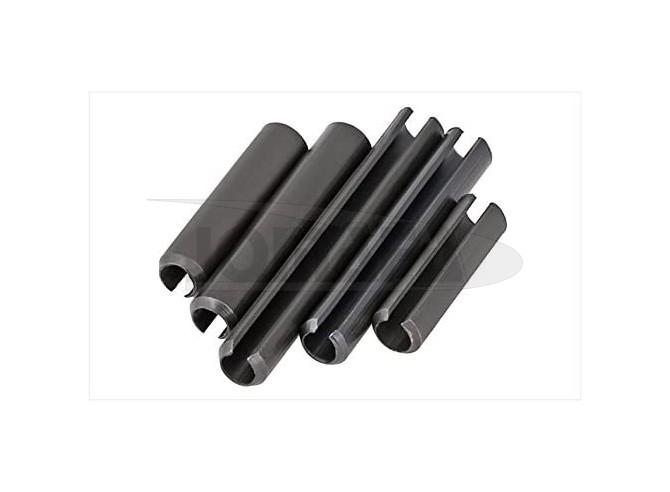 Surtido de pasadores cil/índricos abierto//pasadores el/ásticos 120 piezas