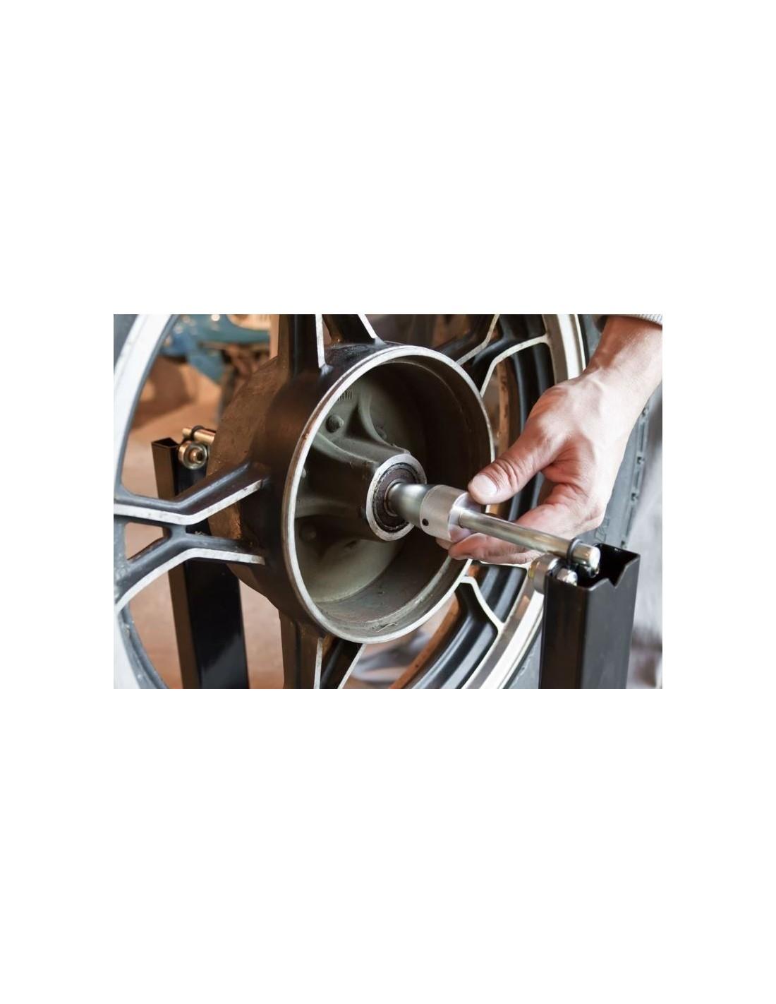 Destalonador Ruedas moto Para Montar Y Desmontar neumaticos y Equilibradora de Rueda de Motos NIVELADOR